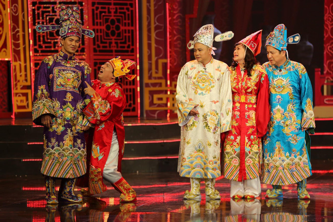 """Sự thay đổi lớn ở """"Táo Quân 2019"""": Nghệ sĩ Chí Trung vẫn gắn bó với chương trình nhưng không còn là Táo Giao thông! - ảnh 4"""