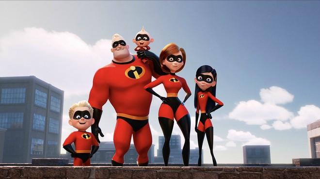 """Quyết tâm """"bao lô"""" hạng mục hoạt hình tại Oscar 2019 có khiến Disney thắng nổi vũ trụ nhện mới? - Ảnh 2."""