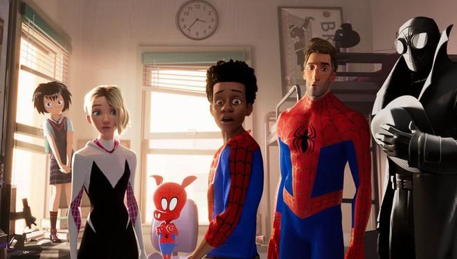 """Quyết tâm """"bao lô"""" hạng mục hoạt hình tại Oscar 2019 có khiến Disney thắng nổi vũ trụ nhện mới? - Ảnh 8."""