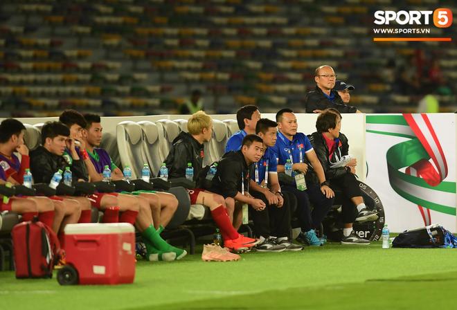 Nụ cười của thầy Park và sự thích ứng với thất bại của đội tuyển Việt Nam - Ảnh 3.