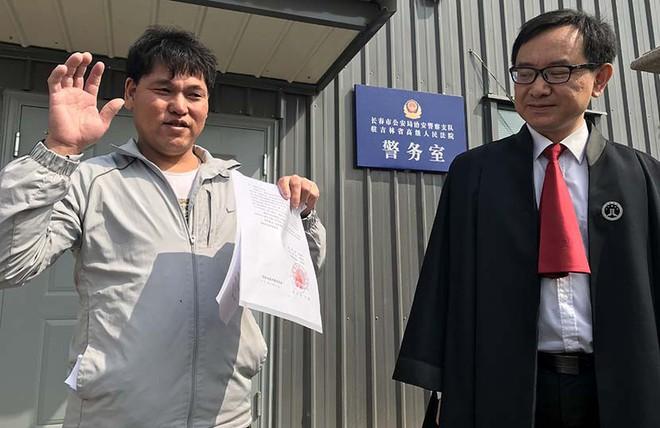 Trung Quốc: Người đàn ông được bồi thường hơn 15 tỷ vì bị tù oan suốt 25 năm ròng rã - ảnh 1