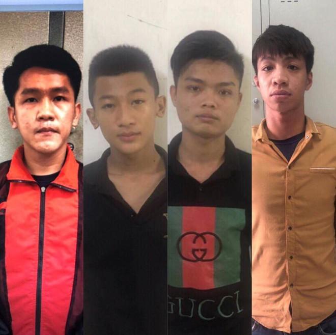 Nhóm cướp kéo lê cô gái trẻ trên đường phố Sài Gòn - ảnh 1