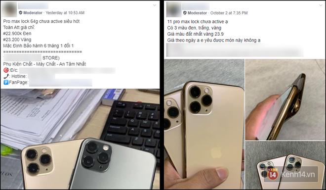 iPhone 11 hàng Lock rầm rộ đổ bộ Việt Nam, rẻ hơn tận 10-15 triệu so với máy gốc - ảnh 1