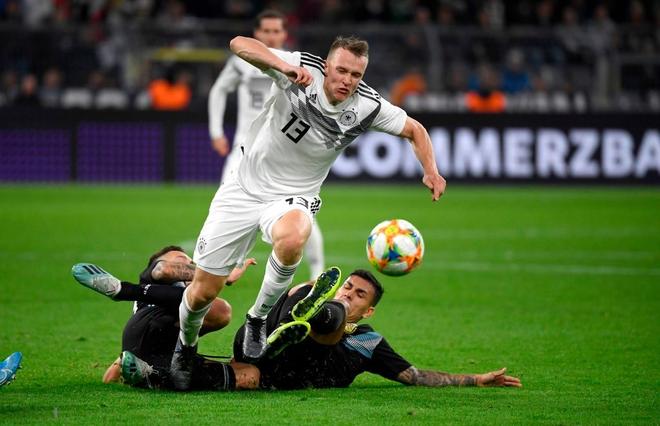 Bị tuyển Đức dẫn trước 2 bàn, các đàn em của Messi có màn đáp trả ấn tượng thế này đây - ảnh 2