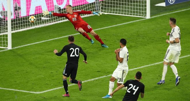 Bị tuyển Đức dẫn trước 2 bàn, các đàn em của Messi có màn đáp trả ấn tượng thế này đây - ảnh 8