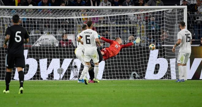Bị tuyển Đức dẫn trước 2 bàn, các đàn em của Messi có màn đáp trả ấn tượng thế này đây - ảnh 7