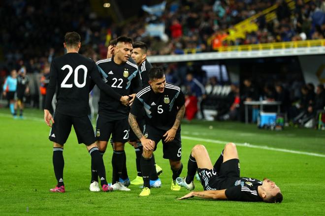 Bị tuyển Đức dẫn trước 2 bàn, các đàn em của Messi có màn đáp trả ấn tượng thế này đây - ảnh 9