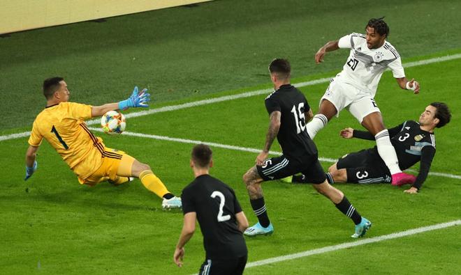 Bị tuyển Đức dẫn trước 2 bàn, các đàn em của Messi có màn đáp trả ấn tượng thế này đây - ảnh 3