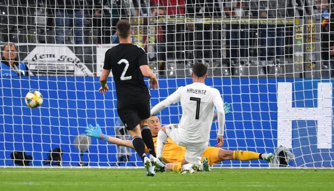 Bị tuyển Đức dẫn trước 2 bàn, các đàn em của Messi có màn đáp trả ấn tượng thế này đây - ảnh 4