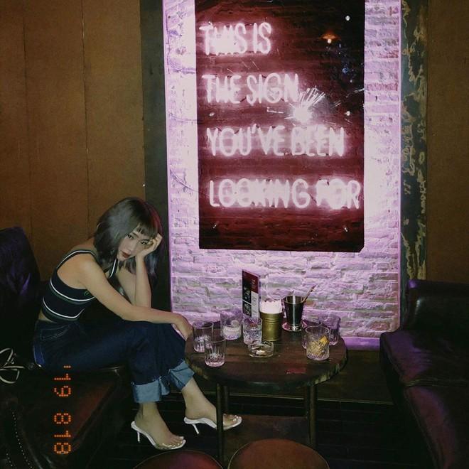 Đẳng cấp hot girl khi hẹn nhau xập xình: Lúc đi hết mình, lúc về có cả rổ ảnh thần thái ngút ngàn - Ảnh 7.