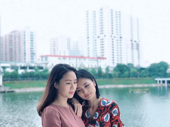 Khuê (Hoa Hồng Trên Ngực Trái) rủ San về chung nhà và tuyên bố: Chỉ có phụ nữ mới đem lại hạnh phúc cho nhau? - ảnh 2