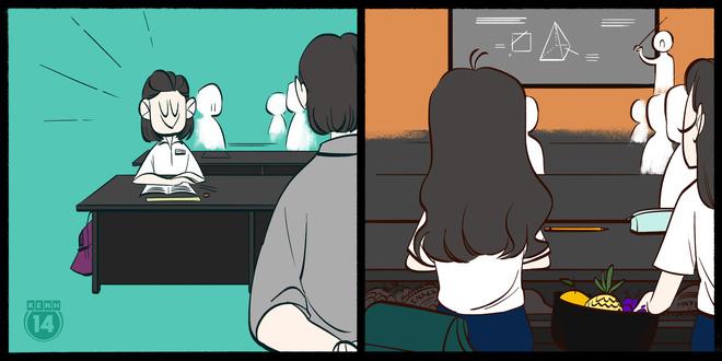 Trong lớp luôn có 2 kiểu người: Kiểu thứ 1 là con ngoan trò giỏi sách vở ngợi ca, loại thứ 2 chính là tôi! - Ảnh 13.