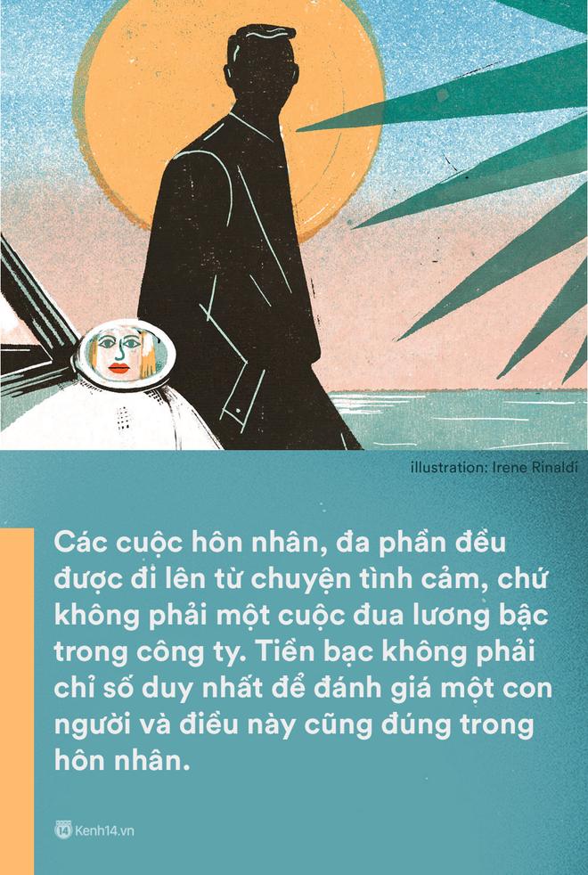 Kiếm ít tiền hơn vợ: Một câu nói mà gợi nỗi buồn của không biết bao nhiêu ông chồng Việt - ảnh 3