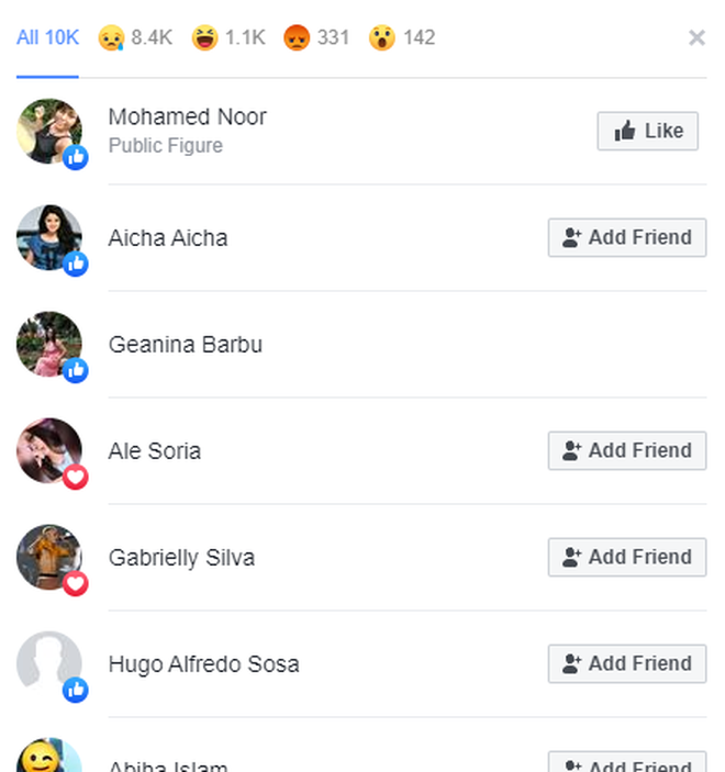 Facebook Việt Nam có biến: Không xuất hiện danh sách Like, chỉ đếm Like tối đa đến 10.000? - ảnh 5