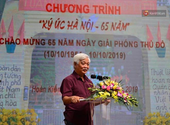 Tái hiện thời khắc đón đoàn quân chiến thắng trở về Hà Nội 65 năm trước - ảnh 2