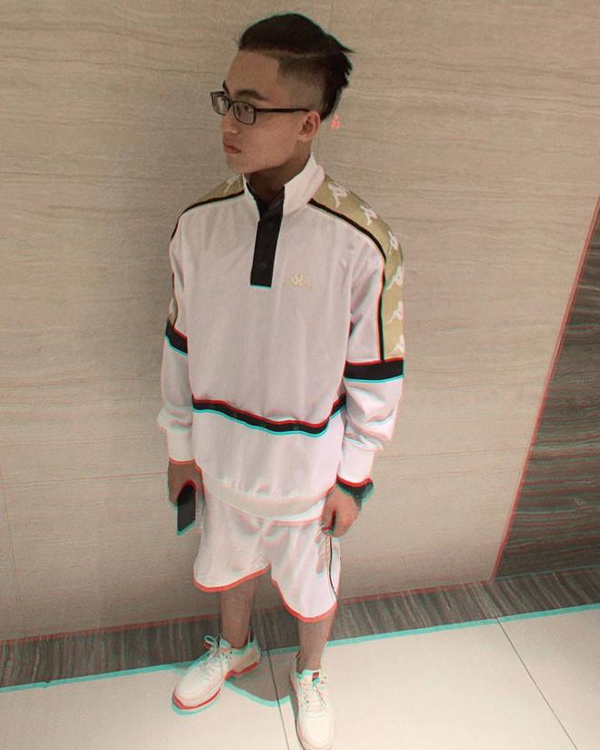 Quay đi quay lại giật mình nhận ra Việt Hoàng em trai Sơn Tùng ngày càng bảnh và ăn mặc thì chất khỏi nói - ảnh 5