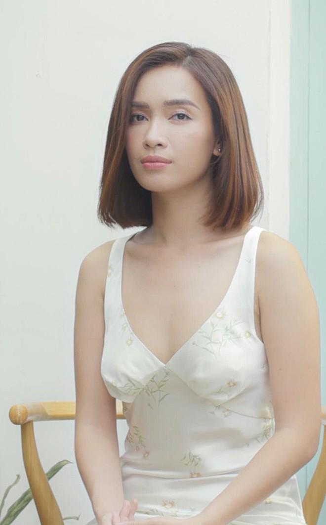 Bản nhạc phim huyền thoại Ngôi sao may mắn được Ái Phương cover nhẹ nhàng tình cảm - ảnh 2