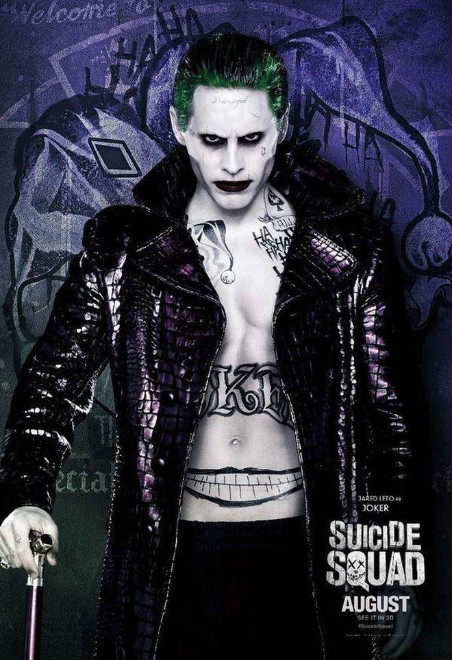 Joker Jared Leto bất mãn khi bị mất vai Joker vào tay gã điên Joaquin Phoenix - Ảnh 1.