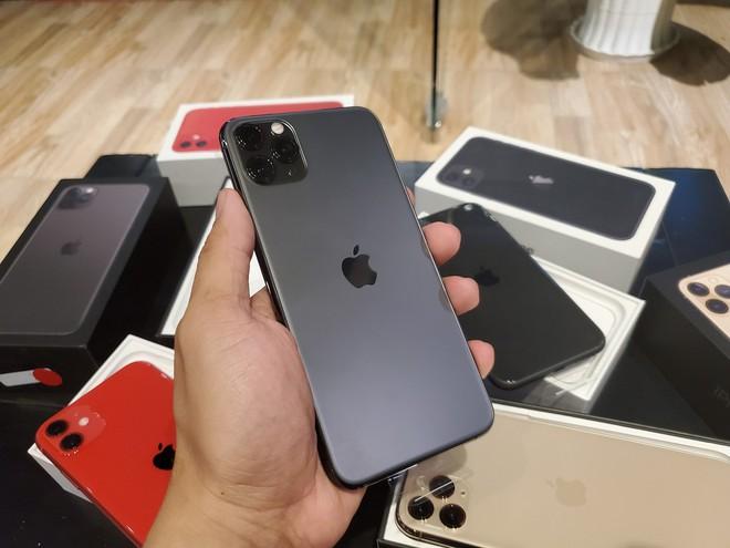 iPhone 11 hàng Lock rầm rộ đổ bộ Việt Nam, rẻ hơn tận 10-15 triệu so với máy gốc - ảnh 2