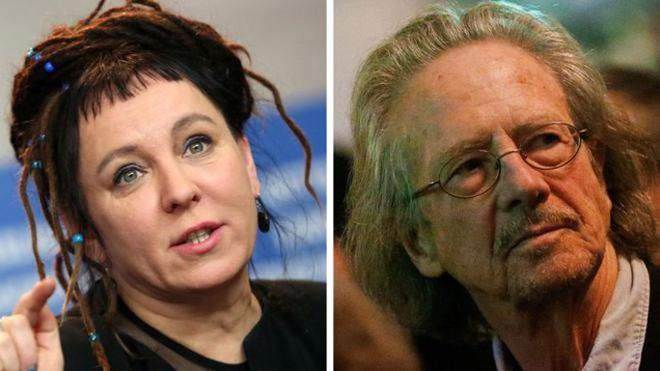 Trao cùng lúc hai giải Nobel Văn học năm 2018 và 2019 - ảnh 1