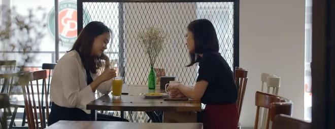 Khuê (Hoa Hồng Trên Ngực Trái) rủ San về chung nhà và tuyên bố: Chỉ có phụ nữ mới đem lại hạnh phúc cho nhau? - ảnh 9