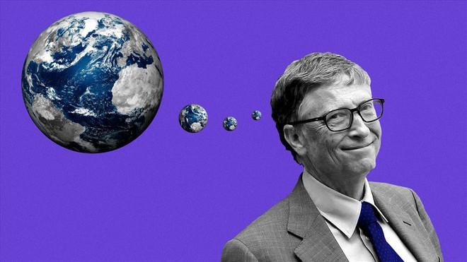 Chia 10 USD cho mỗi người trên Trái đất, Bill Gates vẫn thừa 30 tỉ USD - ảnh 9
