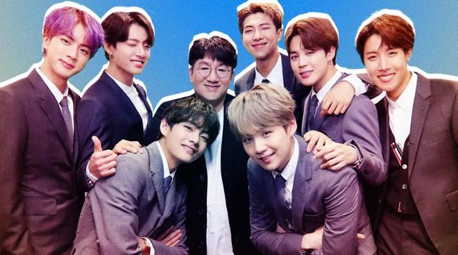 Chủ tịch Big Hit cuối cùng đã tiết lộ chuyện cả thế giới tò mò: 7 thành viên kỳ tích BTS được tuyển chọn ra sao? - ảnh 1
