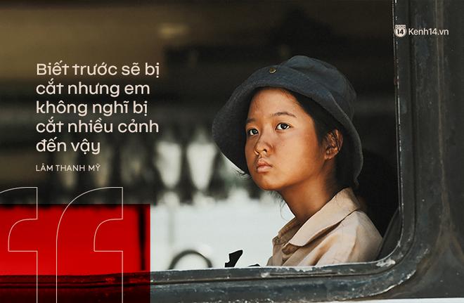 Em gái bán vé số ở Thất Sơn Tâm Linh - Lâm Thanh Mỹ: Biết trước phim sẽ bị cắt cảnh nhưng em không nghĩ cắt nhiều đến vậy - ảnh 4