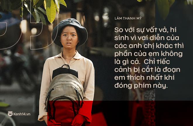 Em gái bán vé số ở Thất Sơn Tâm Linh - Lâm Thanh Mỹ: Biết trước phim sẽ bị cắt cảnh nhưng em không nghĩ cắt nhiều đến vậy - ảnh 6