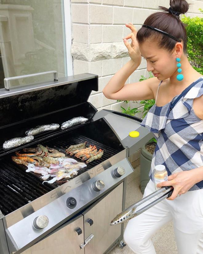 Mỹ nhân TVB Hồ Hạnh Nhi chia sẻ bí quyết giảm 25kg sau sinh 2 tháng nhờ chế độ ăn kiêng đơn giản - ảnh 8
