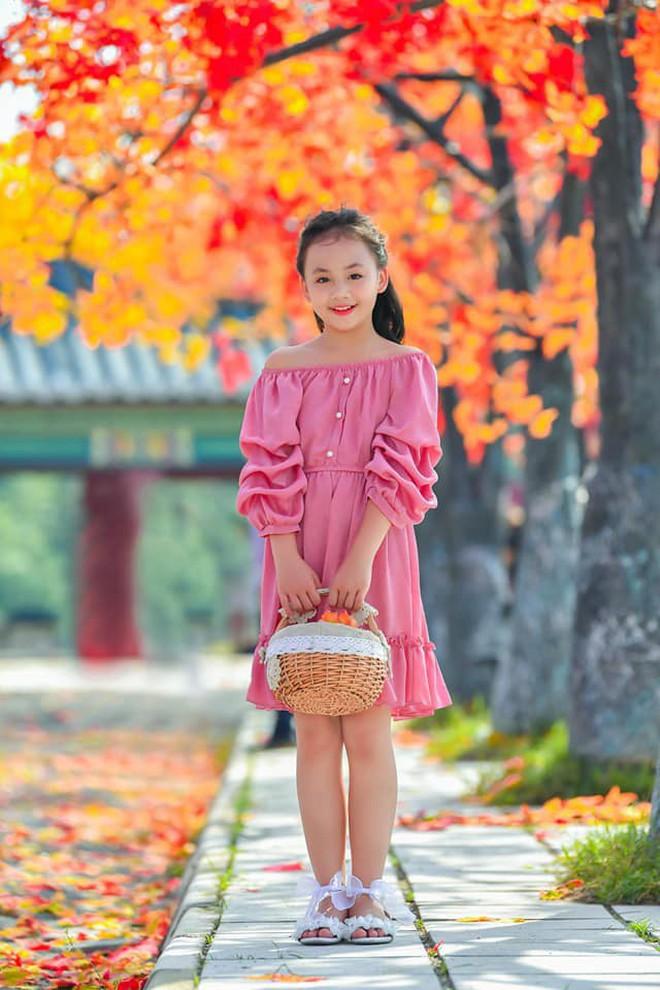 Diễn viên nhí xinh xắn trong Hoa hồng trên ngực trái: Mới 10 tuổi đã góp mặt trong nhiều phim đình đám! - ảnh 9