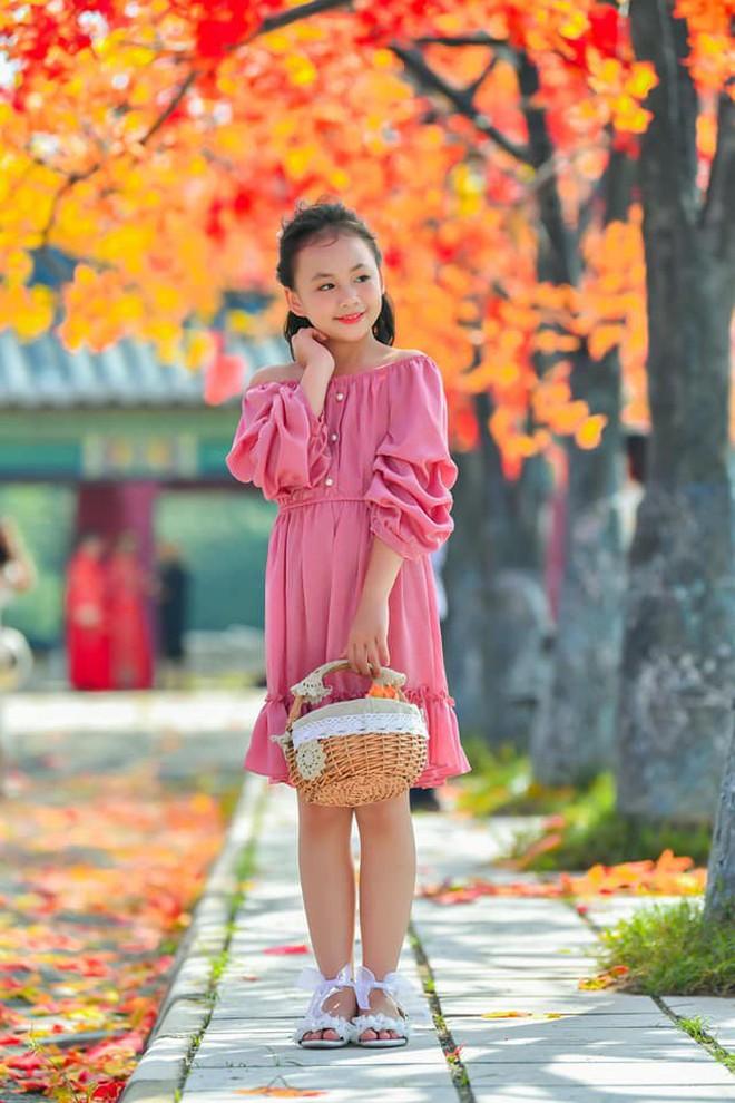 Diễn viên nhí xinh xắn trong Hoa hồng trên ngực trái: Mới 10 tuổi đã góp mặt trong nhiều phim đình đám! - ảnh 8