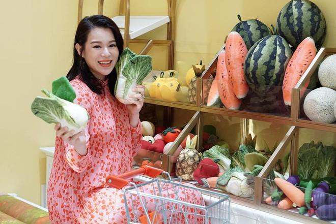 Mỹ nhân TVB Hồ Hạnh Nhi chia sẻ bí quyết giảm 25kg sau sinh 2 tháng nhờ chế độ ăn kiêng đơn giản - ảnh 9