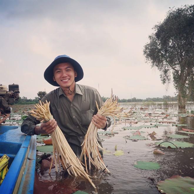 Phát sợ trước tài trinh thám của hội fan girl: Chỉ nhìn qua gương cũng tìm được bạn trai của vlogger Khoai Lang Thang - ảnh 5