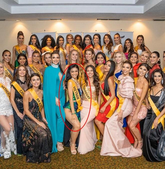 Á hậu Kiều Loan liên tục chiếm spotlight, chỉ với cách đơn giản đã ghi điểm tuyệt đối tại Miss Grand International 2019 - ảnh 4