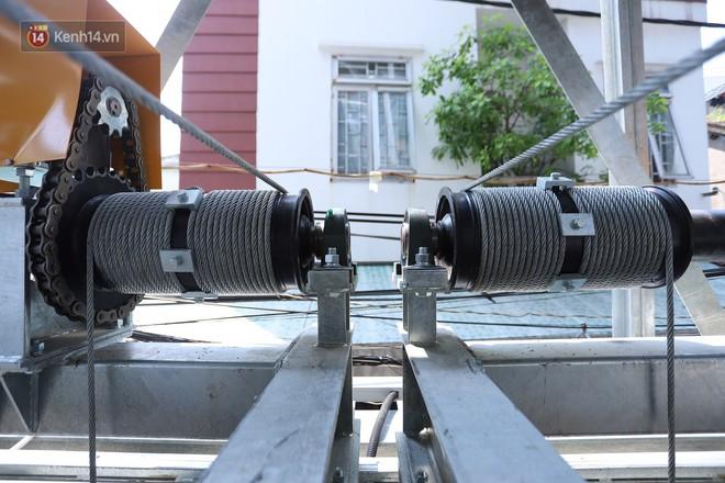 Cận cảnh bãi đỗ xe 6 tầng thông minh, tự động xếp hình đầu tiên ở Đà Nẵng - ảnh 11