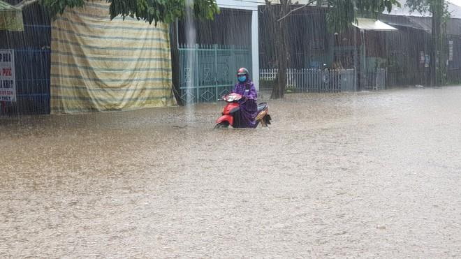 Mưa lớn kéo dài, hơn 100 nhà dân ở Bảo Lộc ngập sâu trong nước - ảnh 4