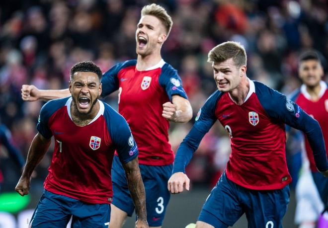 Bàn thua nghiệt ngã khiến tuyển Tây Ban Nha hụt vé sớm dự Euro 2020 - ảnh 7