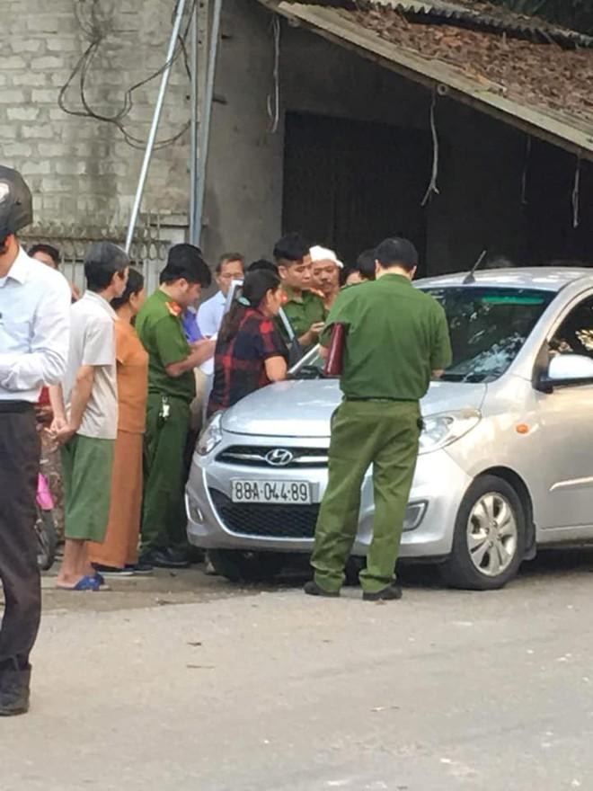 Phú Thọ: Con rể cũ chém mẹ vợ nguy kịch trong lúc cãi vã - ảnh 3