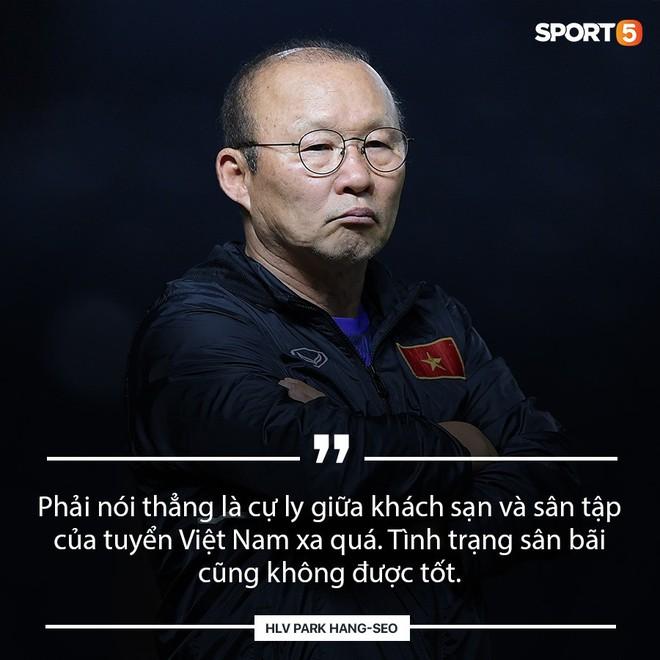 HLV Park Hang-seo lên tiếng chính thức về trường hợp của Tuấn Anh, khẳng định sẽ giành chiến thắng trước Indonesia - ảnh 1