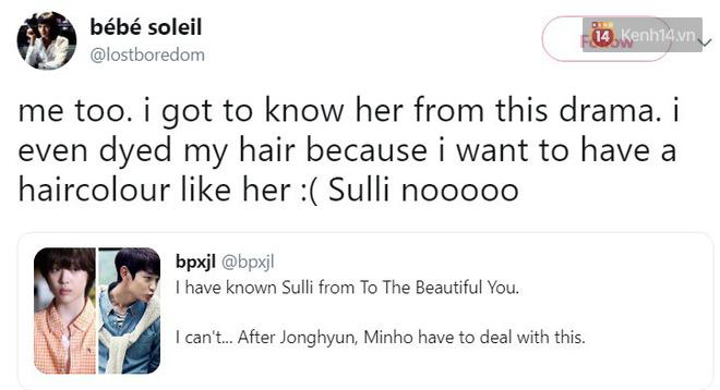 Sulli từng có vô vàn hình tượng lộng lẫy nhưng đây mới là kiểu tóc khiến các fan ôn lại kỷ niệm nhiều nhất lúc này - ảnh 8