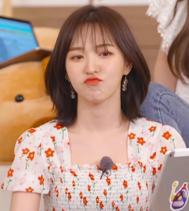 Mix đồ không sến súa thì cũng già nua, stylist Red Velvet khiến fan phải kêu oan thay cho idol - ảnh 1