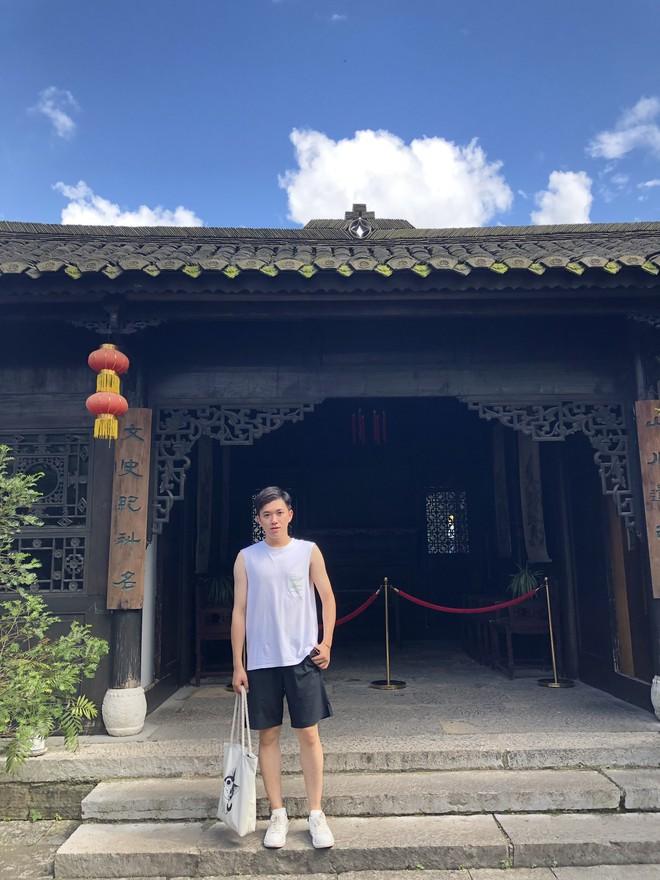 Thầy giáo tiếng Trung siêu cấp điển trai như oppa Hàn Quốc khiến hội chị em phát cuồng: Thông thạo 3 ngôn ngữ, start-up từ khi mới năm hai - ảnh 7