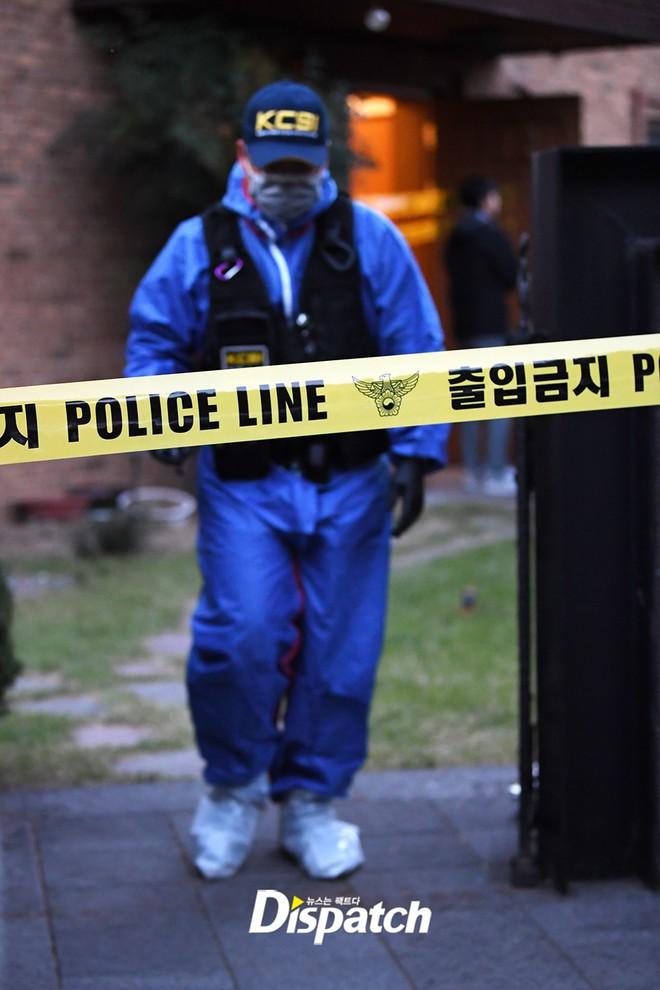 Đây là kết quả điều tra CCTV hiện trường Sulli tự vẫn, gia đình đang thảo luận với cảnh sát để khám nghiệm tử thi - Ảnh 3.
