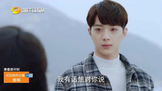 A Little Thing Called First Love bản Trung tung teaser tiểu đường: Chưa đầy một phút Lai Kuan Lin ôm nữ chính 800 lần? - ảnh 2