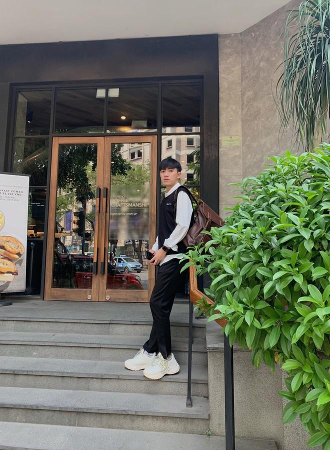 Thầy giáo tiếng Trung siêu cấp điển trai như oppa Hàn Quốc khiến hội chị em phát cuồng: Thông thạo 3 ngôn ngữ, start-up từ khi mới năm hai - ảnh 15