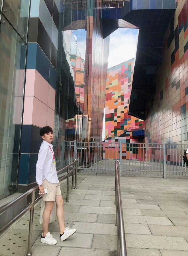 Thầy giáo tiếng Trung siêu cấp điển trai như oppa Hàn Quốc khiến hội chị em phát cuồng: Thông thạo 3 ngôn ngữ, start-up từ khi mới năm hai - ảnh 8