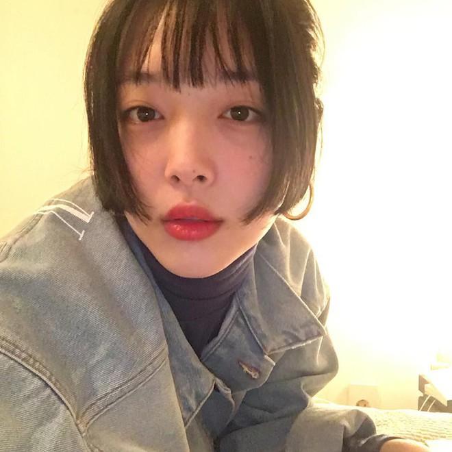 Sulli đúng là nhan sắc độc nhất vô nhị của Kpop: Không kiểu tóc nào có thể dìm, còn biến 2 kiểu khó thẩm thấu thành hot trend - ảnh 3