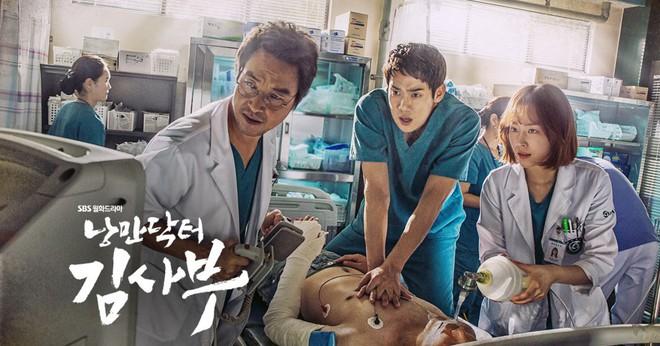5 lần phim Hàn báo động về căn bệnh trầm cảm: Jo In Sung chìm trong ảo giác, Ji Sung có ý định tự sát - Ảnh 9.