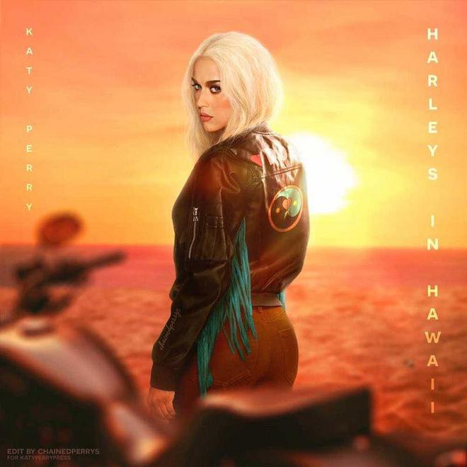 Katy Perry ra mắt MV mới Harleys In Hawaii như để kéo dài sự flop của bản thân: Đẹp, và chỉ có thế thôi! - ảnh 7